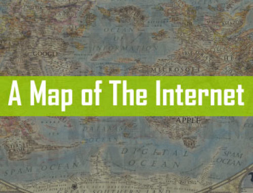 Map of the Internet…Really!