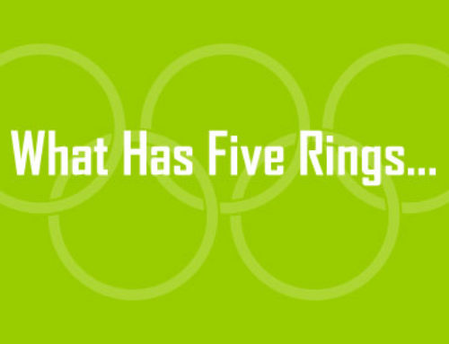 What has 5 Rings…
