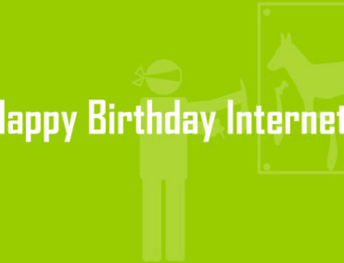 Happy 25th Birthday Internet!