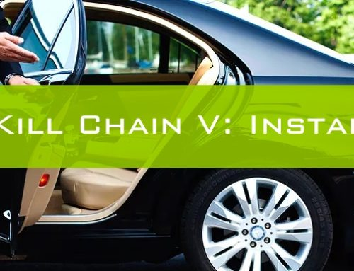 Cyber Kill Chain V: Installation